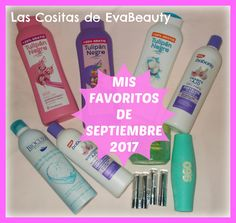 Hola bombones!!! Ya tenéis post con mis favoritos de septiembre!! Os espero en el blog. Besotes! #favoritos #favoritosseptiembre #beauty #belleza #makeup #maquillaje #swatches #labiales #lips #corporal #body #hair #cabello #pelo #gelbaño #shower #aguatermal #colonia #Babaria #Mercadona #Aldi #Biocura #TulipanNegro #Manhattan #lascositasdeevabeauty #blog #blogger #beautyblogger #beautyblog #bloggerespaña #bloggerbelleza #beautyaddict #reseña #opinion #review