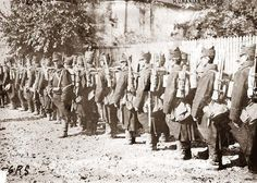 Photo of Rumanian soldiers Number 8618 Vintage 17821 Troops, Soldiers, Library Of Congress, World War I, Military History, Wwi, Location History, The Past, Pictures