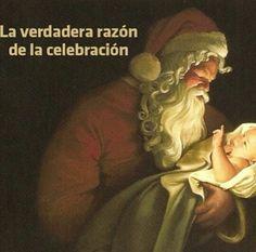 La verdadera razón de la Navidad. ..Jesús