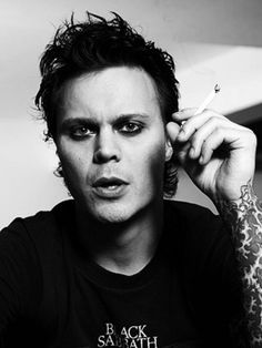 Ville Valo. One of my favorite people ever.