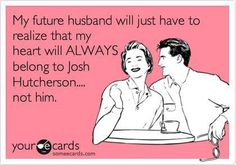 Unless you're like me and plan on marrying Josh Hutcherson=)