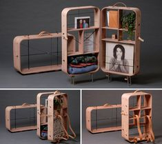 """Future Travels"" project by Dutch designer Jolien Hanemaaijer"