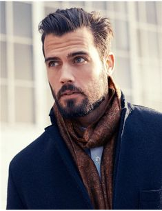 Thomas Beaudoin - Canadian actor and model, Thomas Beaudoin, started his career shortly after starting his first year of college in psychology and exercise science at Concordia University in Montreal. Thomas Beaudoin, Hommes Sexy, Mode Masculine, Men's Grooming, Attractive Men, Good Looking Men, Facial Hair, Perfect Man, Bearded Men