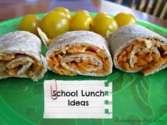 brown bag lunch ideas