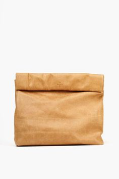 The Picnic Clutch - Tan | Shop Accessories at Nasty Gal