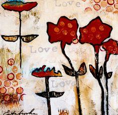 love-love-love by Donna Estabrooks