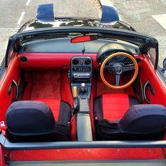 Charthurs' NA Miata   www.TopMiata.com   #TopMiata #mazda #miata #mx5 #eunos #roadster
