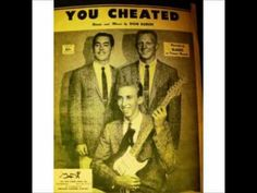 SLADES - YOU CHEATED - DOMINO 500 - 1958