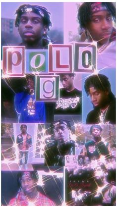 polo g rapper wallpaper iphone