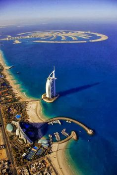 It's Dubai. Nice!