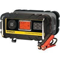 Show details for Stanley 15amp Battery Charger And Maintainer With 40amp Engine Start
