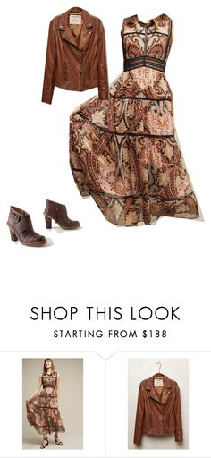 """""""Maxi Love"""" by soniamehta on Polyvore featuring Ranna Gill, Cartonnier and Schuler & Sons"""