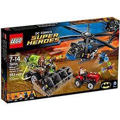LEGO 76054 Super Heroes Batman Scarecrow Harvest of Fear Construction Set