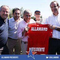 Estamos seguros que Chile va bien y queremos solicitarle a la ciudadanía que nos renueve su confianza, para tener otros cuatro años de progreso y desarrollo para el país.