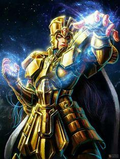 cavaleiro de gemios