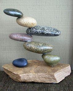 Rock Sculpture | TABLE TOP SIZED SCULPTURE