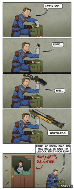 Fallout... Fallout Never Changes