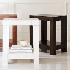 Really In Love With West Elms New Parsons Coffee Tableits Like - West elm parsons coffee table