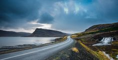 ITAP of a road in Iceland http://ift.tt/2gpV6MH