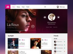 Online Radio by Sanadas Young  #dashboard #profile #proappslive