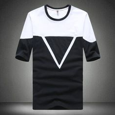 Men T shirts O-Neck Short-sleeve T shirt Homme Casual Slim Fit Tops