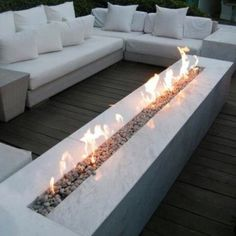 Cool fire pit...