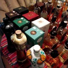 #Tequila tasting tonight at Tequila Aficionado. #mezcal too!