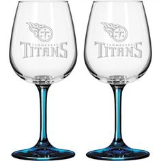 Boelter Jacksonville Jaguars Clear Wine Glasses - Set of 2 Nfl Arizona Cardinals, Louisville Cardinals, Baltimore Orioles, Jaguars Football, Titans Football, Tn Football, Etched Wine Glasses, Wine Glass Set, Glitter Glasses
