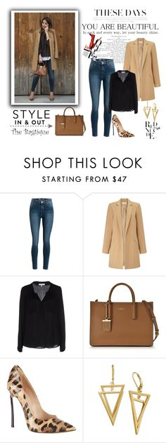 """цуекн"" by horan-69 on Polyvore featuring мода, Miss Selfridge, Milly, DKNY, Casadei и Bagtique"