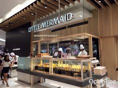 Little Mermaid///The EmQuartier///Bangkok