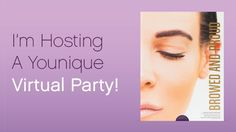 Wow!  I just attended a Younique Virtual Party So quick and easy!  Check it out here!