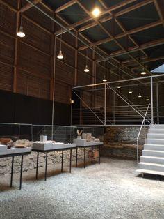 Shelters for Roman Archaeological Site, Chur, Switzerland
