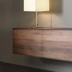 Solid Walnut Sideboard Bellagio