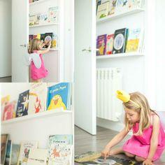 Ideas para utilizar el espacio detrás de las puertas | Decoración