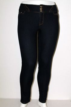 Womens KABA Plus Size JEANS RCB-S2988PM #KABA #Skinny