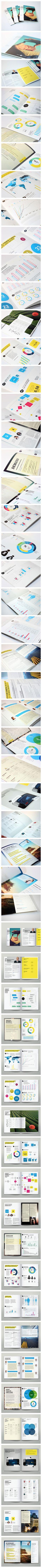 data layout Magna Media Economy Report on behance Design Brochure, Booklet Design, Brochure Layout, Graphic Design Layouts, Graphic Design Print, Graphic Design Branding, Graphic Design Inspiration, Layout Design, Editorial Design