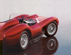 1957 Ferrari 250 Testa Rossa  O_O