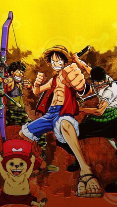 free one piece iphone wallpaper download