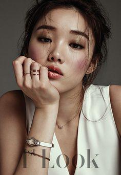 Lee Sung Kyung - Look Magazine Lee Sung Kyung, Korean Actresses, Korean Actors, Korean Beauty, Asian Beauty, Girls Run The World, Weightlifting Fairy Kim Bok Joo, Look Magazine, Joo Hyuk
