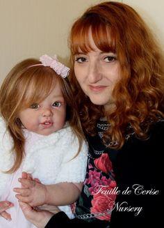 Suzie - reborn toddler prototype