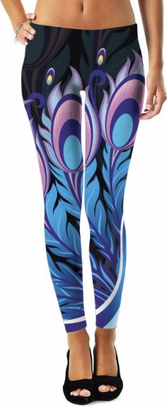 Feather & Flame - Leggings