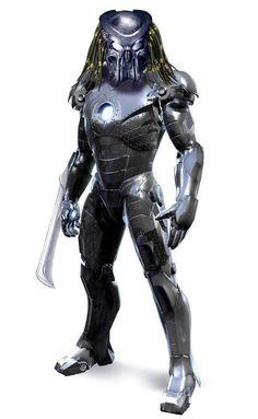 Predator ironman