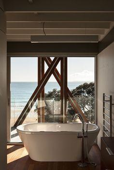 via heavywait - modern design architecture interior design home decor & Open Bathroom, Budget Bathroom, Bathroom Images, Decor Interior Design, Interior Decorating, Decorating Ideas, Home Decoracion, Tropical Bathroom, Box Houses