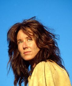 "Mary McDonnell in ""Dances with Wolves"""