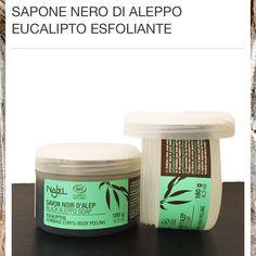 #recensione #review #najel #eccoverde #saponenero #saponenerodialeppo #peeling #esfoliante