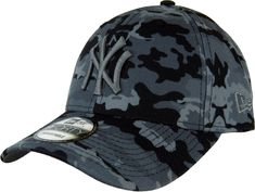 6f546217b NY Yankees New Era 940 Seasonal Midnight Camo Baseball Cap – lovemycap Yankees  Hat, Yankees