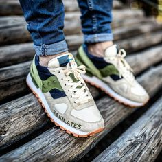 Saucony Shadow OG x 24 Kilates (via needlehorse)