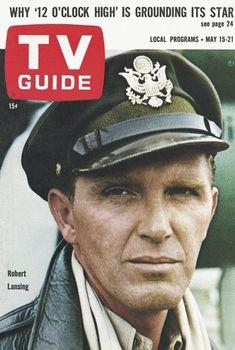 TV Guide: May 15, 1965 - Robert Lansing