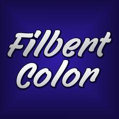 Filbert Color Font   dafont.com