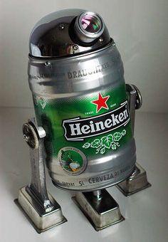 Heinekin R2D2